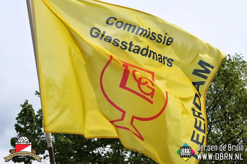 St. Commissie Glasstadmars Leerdam